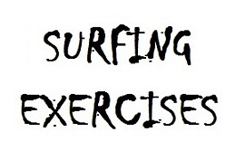 Surfing Exercises
