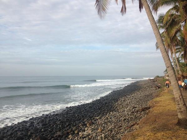 El Salvador Surf Spots